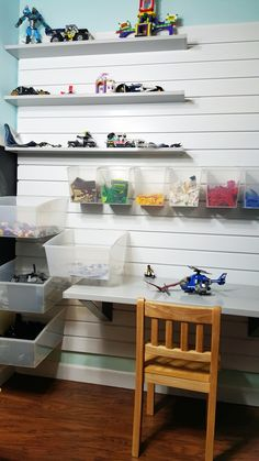 Let's Build a LEGO Corner! How to Make a Perfect Play Area In 30 Minutes | All…