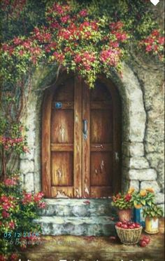 Turkish Painter : Günseli Kapucu.              ✿ ❀ ❁✿ For more great pins go to @KaseyBelleFox