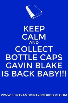 Yes!!!  Gavin is certainly back!