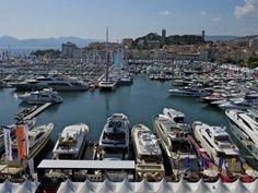 Amer al salone di Cannes visti dal Palais de Festival
