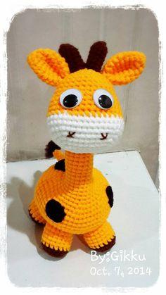 Giraffe  น้องยีราฟตาโต