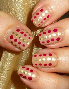 Wendy's Delights: Dotty Manis - Doticures