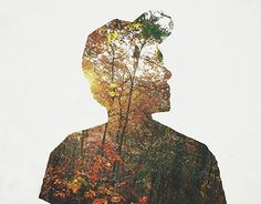 "Check out new work on my @Behance portfolio: ""Double Exposure Portraits"" http://on.be.net/1MsBXT3"