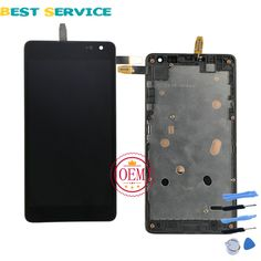 100% New Tested For Nokia Lumia 535 LCD Screen Display with Touch Screen Digitizer + Frame Assembly + Open Tools Free Shipping #clothing,#shoes,#jewelry,#women,#men,#hats,#watches,#belts,#fashion,#style