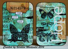 Inspiration: Scrap from Bemmel: Little cards 5 : Hope http://bemmeltje123.blogspot.com/2014/03/little-cards-5-hope.html