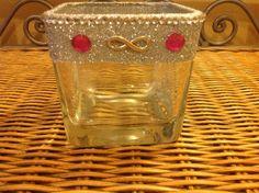 Infinity Candle Holder by kraftymckrafterson on Etsy, $16.00