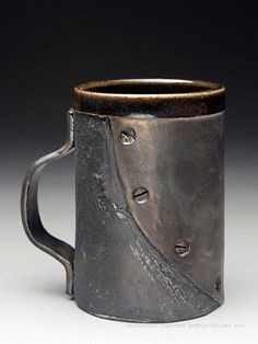 Andrew Massey Espresso Cup at MudFire Gallery