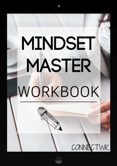 """Workbook Bundle"" Check out page (Habit Tracker) - ConnectWK Get Rid Of Anxiety, Mental Health Support Groups, Mental Health Journal, Health Anxiety, Improve Posture, Behavior Management, Journal Prompts, Positive Mindset"