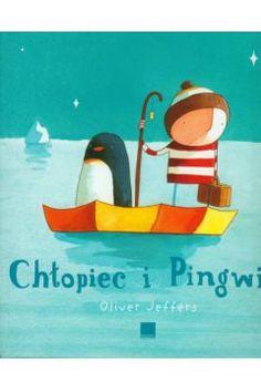 Chłopiec i pingwin - Jeffers Oliver