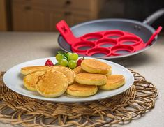 Best 7 Cavity Flippin Perfect Egg Omelets Hash Browns Pancakes Fantastic Silicone Pancake Mold Pastry Tools HK093. Click visit to buy #Bakeware