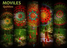 Moviles Mandala QUititos!