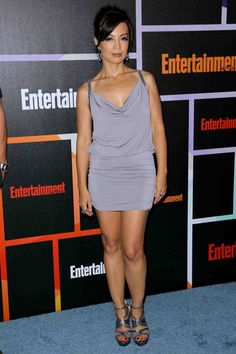 Ming-Na Wen – EW's Comic-Con 2014 Celebration, Ming-Na Wen Style, Outfits and Clothes. Celebrity Stars, Celebrity Feet, Celebrity Pictures, Asian Celebrities, Beautiful Celebrities, Celebs, Beautiful Asian Women, Beautiful Legs, Elizabeth Henstridge