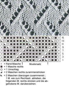 36 - Kaleidoscope patterns for hand knitting Strickmuster Num. 36 - Kaleidoscope patterns for hand knitting. Lace Knitting Patterns, Knitting Stiches, Knitting Blogs, Knitting Charts, Loom Knitting, Knitting Socks, Free Knitting, Stitch Patterns, Patterned Socks