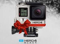 Gewinne im Media Markt Wettbewerb eine GoPro Hero 4 Black inkl. Fotoshooting!  Teilnahmeschluss: 07. Januar 2015  Teste jetzt dein Glück im Wettbewerb und gewinne eine GoPro: http://www.gratis-schweiz.ch/gewinne-eine-gopro-hero4-black/