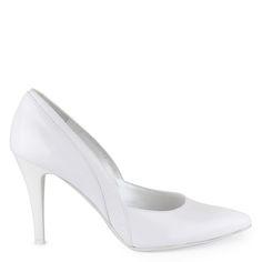 Anis kék lakk alkalmi cipő ChiX Női Cipő Webáruház