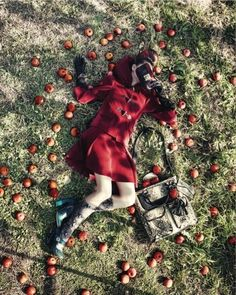 """The Terrier and Lobster: """"Garden of Eden"""" by Zoo Yong Gyun for Vogue Girl Korea"""