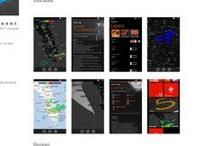 10 Best USA Windows Phone Weather Apps 2014