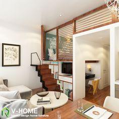 nội thất thông minh cho nhà nhỏ - Google Search