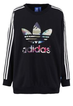 0eb89ac4eb0b4 adidas Originals SHOE CHAOS - Sweatshirt - black for with free delivery at  Zalando .