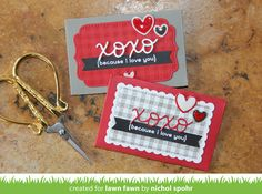 the Lawn Fawn blog: Lawn Fawn Video {2.7.17} Great Ideas for Valentine Gift Packaging with Nichol