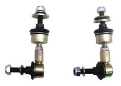 Whiteline 1989-1998 Nissan 240SX/ 1984-1998 Nissan 200SX S13 and S14 Rear Heavy Duty Sway Bar Link Kit With Adjustable Steel Ball