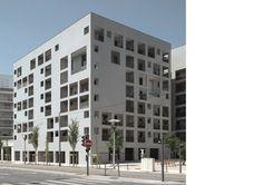 Éric Lapierre Experience - 86 logements Lyon 2010 - 2014