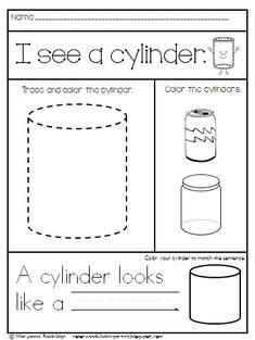 My Kindergarten Shapes. Teaching flat and solid shapes in Kindergarten and Transitional Kindergarten. Kindergarten Math Activities, Homeschool Math, Kindergarten Shapes, Fun Math, Maths, Preschool Shapes, Shape Activities, Math Games, Homeschooling