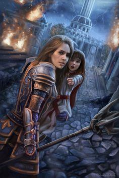 Escape the Imperial City by Jorsch on DeviantArt