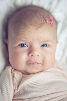 They welcomed another sweet baby girl 6 weeks ago and oh my is she darling! Just as sweet as can be, and not a cry to be heard. I was drooli...