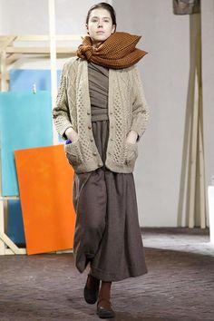 Daniela Gregis Ready To Wear Fall Winter 2014 Milan - NOWFASHION