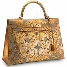 Hermes - Golden bag by Janny Dangerous
