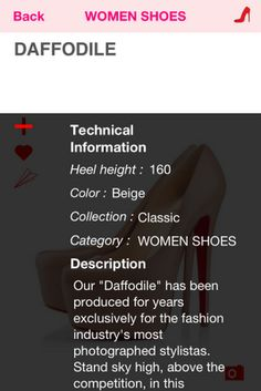Christian Louboutin iPhone Application   http://uygarr.blogspot.co.uk/2012/06/christian-louboutin-iphone-application.html #fashion #heels #louboutin