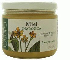 Miel orgánica floración de acahual | Aires del Campo