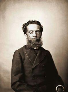 Joaquim Maria Machado de Assis - écrivain brésilien