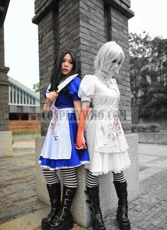 alice madness returns cosplay - Google Search