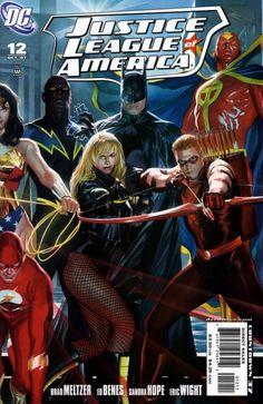 #Justice #League #Of #America #Fan #Art. (Justice League of America: Monitor Duty. Vol.2#12 Variant Cover) By: Alex Ross. (THE * 5 * STÅR * ÅWARD * OF: * AW YEAH, IT'S MAJOR ÅWESOMENESS!!!™)[THANK U 4 PINNING!!!<·><]<©>ÅÅÅ+(OB4E)