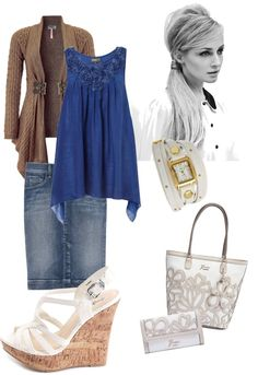 """lunch date!"" by leighacox521 ❤ liked on Polyvore"
