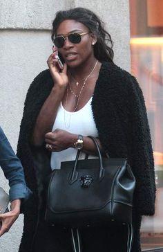 Stars aux défilés : Serena Williams