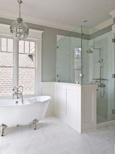 Insanely cool master bathroom remodel inspiration 55