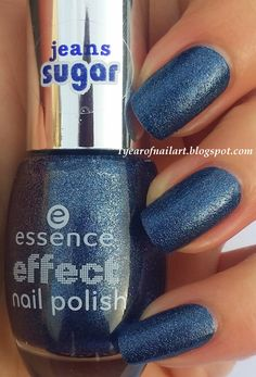 Essence - Effect - 007 - blue jeaned
