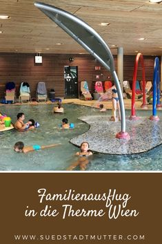 Familienausflug in die Therme Wien Bilbao, Heart Of Europe, Am Meer, In The Heart, Outdoor Decor, Home Decor, Europe, Krakow, Traveling With Children