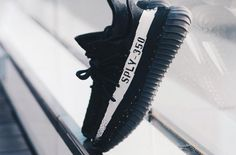 The adidas Yeezy Boost 350 v2 Black White May Be Releasing Soon