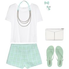 """""""Untitled #1413"""" by amy-devito-haustetter on Polyvore"""