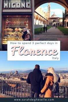 How to spend 3 perfect days in Florence | Italy | Travel with Me
