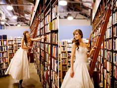 This reminds me of Beauty and the Beast when Belle is in the book store.