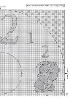 Gallery.ru / Фото #1 - часы и ростомер - EditRR