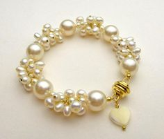 Pearl bracelet                                                                                                                                                                                 More