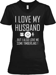 I Love My Husband and...