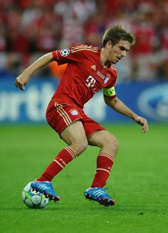 Philipp Lahm. Love him no matter what team he plays for