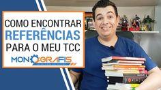 Referências Bibliográficas TCC - Como Encontrar Referências Bibliográfic...